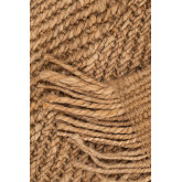 Alfombra in Yute (243x161 cm) Katarin, immagine in miniatura 3