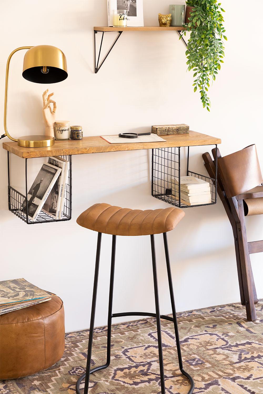 Mensola con portaoggetti Narton, immagine della galleria 1