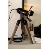 Lampada da tavolo Cinne Treppiede, immagine in miniatura 2
