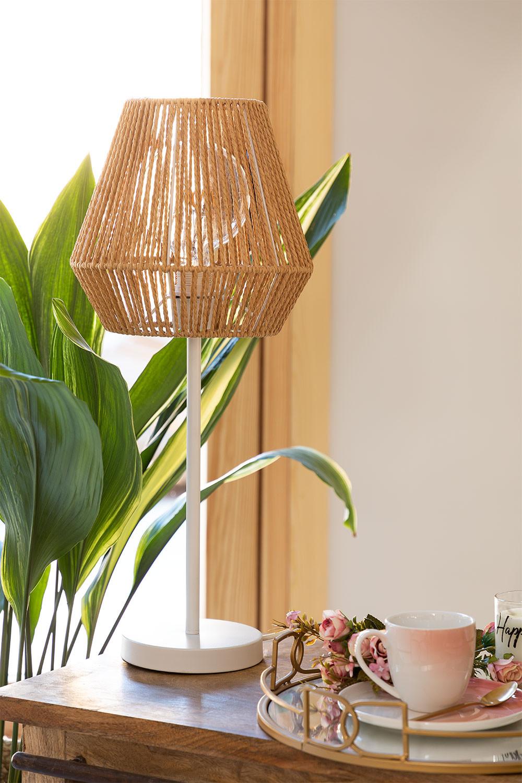 Lampada da tavolo Sabar, immagine della galleria 1