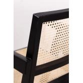 Sedia Lali Wood con Braccioli, immagine in miniatura 5