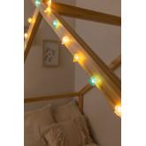 Ghirlanda decorativa LED (3,30 m) Lito, immagine in miniatura 2