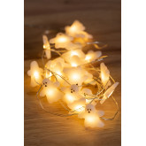 Ghirlanda decorativa LED Caspy, immagine in miniatura 4