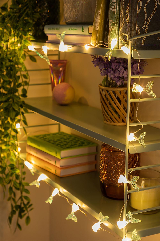 Ghirlanda decorativa LED Volta Kids, immagine della galleria 1