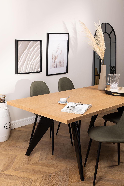 Tavolo Sala Pranzo Rettangolare And, immagine della galleria 1