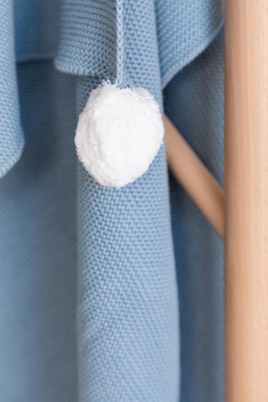 Copertina in cotone Benys, immagine della galleria 1