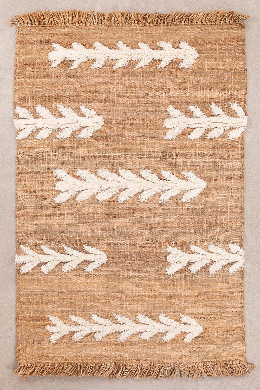 Tappeto in iuta (185x125 cm) Jipper, immagine della galleria 1