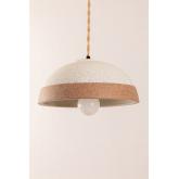Lampada da soffitto in porcellana Eilys, immagine in miniatura 3