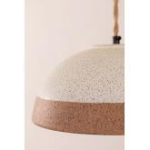 Lampada da soffitto in porcellana Eilys, immagine in miniatura 5