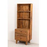 Credenza in legno riciclato Jara, immagine in miniatura 2