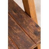 Scaffalatura in legno riciclato Anpers, immagine in miniatura 5