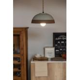 Lampada da soffitto in porcellana Eilys, immagine in miniatura 2