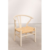Mini sedia di legno per bambini Uish , immagine in miniatura 2