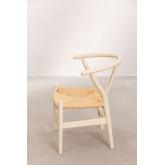 Mini sedia di legno per bambini Uish , immagine in miniatura 3