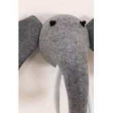 Testa Animale Elephant Kids, immagine in miniatura 3