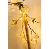 Ghirlanda decorativa LED (1,80 m) Flory, immagine in miniatura 3