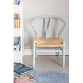 Mini sedia di legno per bambini Uish , immagine in miniatura 1