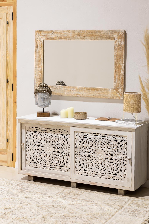 Credenza in legno Nolei, immagine della galleria 1
