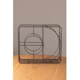 Portariviste in acciaio Urial, immagine in miniatura 3