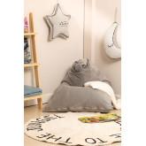 Cuscino in cotone fluorescente Lluny Kids, immagine in miniatura 6