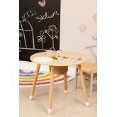 Tavolo da gioco in legno per bambini Plei, immagine in miniatura 1