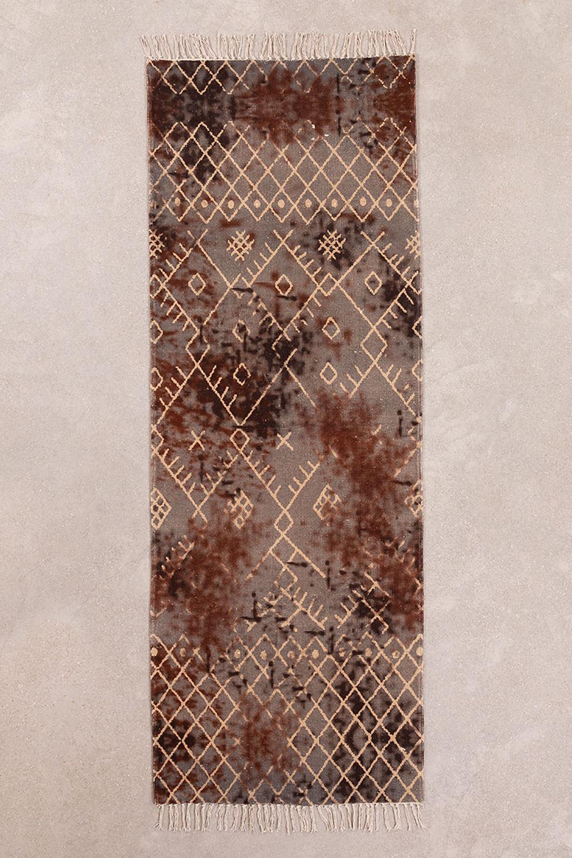 Tappeto in cotone (200x72 cm) Kelman, immagine della galleria 1