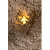 Ghirlanda natalizia LED (2,20 m) Linda, immagine in miniatura 5
