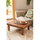Tavolino da caffè in legno riciclato Devid, immagine in miniatura 1