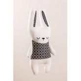 Coniglio di peluche in cotone Wisker Kids, immagine in miniatura 2