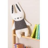 Coniglio di peluche in cotone Wisker Kids, immagine in miniatura 1