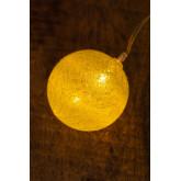 Ghirlanda di luci LED Lime (3,32 m) Adda, immagine in miniatura 6