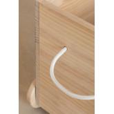 Carrello portaoggetti in legno Madys Kids, immagine in miniatura 6