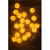 Ghirlanda di luci LED Lime (3,32 m) Adda, immagine in miniatura 4