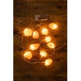 Ghirlanda decorativa LED (2,17 m) Nortal , immagine in miniatura 2