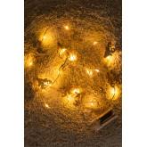Ghirlanda natalizia LED (2,20 m) Linda, immagine in miniatura 3