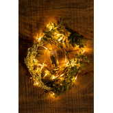 Ghirlanda decorativa LED (2 m) Piia, immagine in miniatura 4