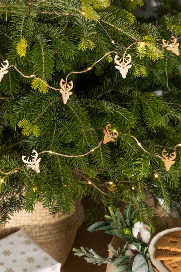 Ghirlanda natalizia LED (2,20 m) Linda