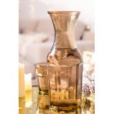 Bottiglia in vetro riciclato da 1 litro Kirk , immagine in miniatura 1