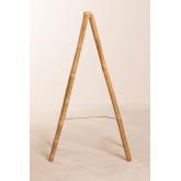 Scala portasciugamano in bambù Leskay, immagine in miniatura 3