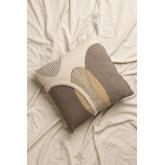 Cuscino in cotone con ricamo Aspen, immagine in miniatura 2