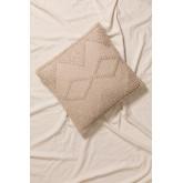 Cuscino quadrato in cotone (50x50 cm) Pavad, immagine in miniatura 1
