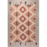 Tappeto in cotone (210x120 cm) Yude, immagine in miniatura 1