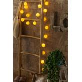 Ghirlanda di luci LED Lime (3,32 m) Adda, immagine in miniatura 1