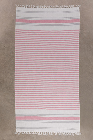 Asciugamano in cotone Gokka