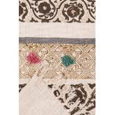Plaid in cotone coperta Betsi, immagine in miniatura 4