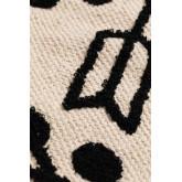 Tappeto rettangolare in cotone (110x62 cm) Indi Kids, immagine in miniatura 3