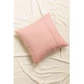 Cuscino quadrato in velluto (40 cm x40 cm) Sine, immagine in miniatura 2