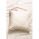 Federa cuscino quadrato in cotone (50x50 cm)Arbe, immagine in miniatura 2