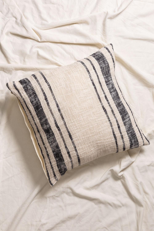 Federa cuscino in cotone Verka, immagine della galleria 1