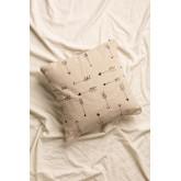 Cuscino quadrato in cotone (45x45 cm) Indi Kids, immagine in miniatura 2